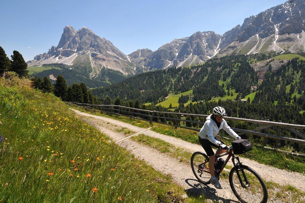 Varied summer vacation in Brixen