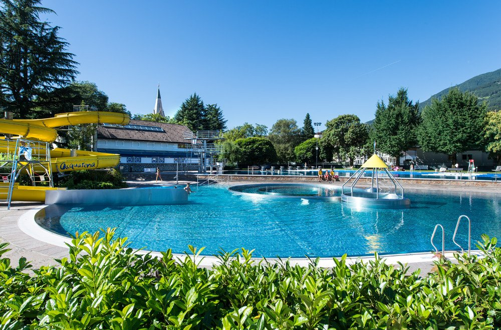 Divertimento balneare a Bressanone