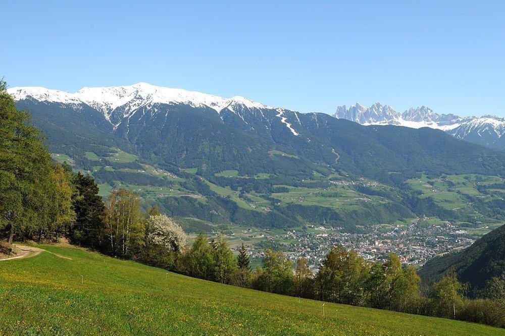 Urlaub im Eisacktal: Die alte Bischofsstadt Brixen