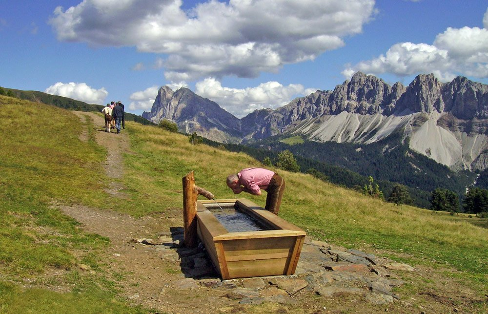 Hiking and excursions in the surrounding area of Brixen